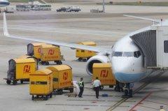 双流机场航空运输:走客机和走货机的不同